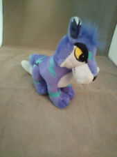 Neopets Electric Lupe Plush