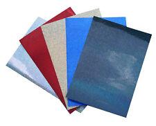 Mousse Dalles paillettes 5 Couleurs selbstkleb. bleu-vert 20x30x0,2cm