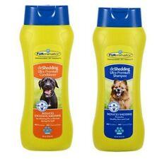 FURminator deShedding Ultra Premium Shampoo & Conditioner For Dogs Set 251ml
