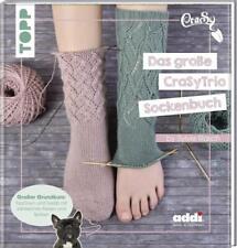 Das große CraSyTrio-Sockenbuch - Sylvie Rasch - 9783772481604 PORTOFREI