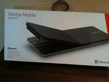 microsoft bluetooth wedge mobile PK2 keyboard