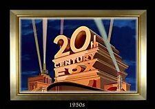 MAGNET  Movie Monster 20th CENTURY FOX logo 1950s