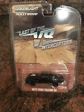 GREENLIGHT 1:64 Diecast Car XB FORD FALCON Last V8 Interceptor MAD MAX In Stock