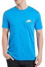 Nike Cotton Crew Neck Regular Casual Shirts & Tops for Men