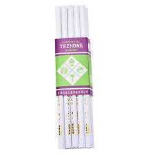 10 Pcs Wooden Dotting Pencils Point Drill Pen for Nail Art Rhinestones Gems 2L9