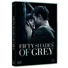 Fifty Shades of Grey The Unseen Edition DVD 2015 Good PAL Region 2