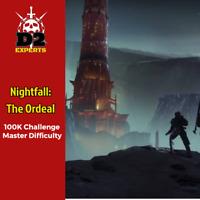 Destiny 2 - Nightfall The Ordeal 100K Master