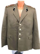 Vintage Russian Army Colonels Dress Jacket