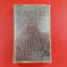 Prison Bound ~ Social Distortion (Cassette)