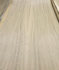 "Eucalyptus Figured wood veneer 24' x 40"" with paper backer 1/40th"" thickness AA"