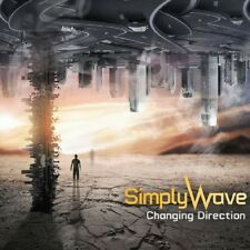 SIMPLY WAVE - CHANGING DIRECTION  CD NEU