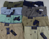 Polo Ralph Lauren 100% Cotton Twill Surplus Bleecker Shorts w Pony NWT $75 - $85