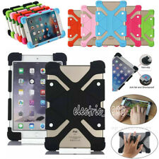 "Soft Silicone Protective Case Cover Kids Shockproof For Samsung 7""8"" 10.1""Tab US"