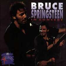 BRUCE SPRINGSTEEN : PLUGGED - IN CONCERT (CD) sealed