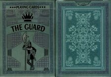 The Guard Slate Playing Cards Poker Size Deck USPCC Custom Limited Edition New