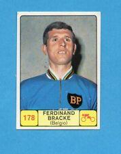 CAMPIONI dello SPORT 1968-69-Figurina n.178- BRACKE - BELGIO -CICLISMO-NEW
