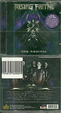 CD - RISING FAITH : THE ARRIVAL / METAL ROCK ( NEUF EMBALLE - NEW & SEALED )