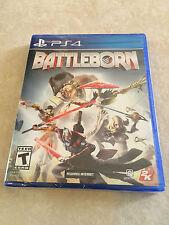 Battleborn (Sony PlayStation 4, 2016) ps4 NEW