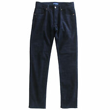 New Men's Stretch Corduroy Pants Cord Jeans Slim Fit Size 30 32 34 36 38