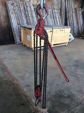 Coffing ZG 6....6 ton chain hoist NICE