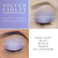 NEW Silver Violet ShadowSense/SeneGence Long-Lasting Creme Eye Shadow ~Full Size