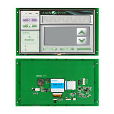 "10.1"" Serial Interface HMI TFT LCD Controller Touch Display Screen"