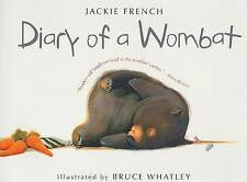 Diary of a Wombat by Jackie French (Paperback / softback, 2009)