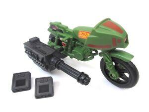 Gi Joe Action Force ☆ Z FORCE RAM ATTACK BIKE UK / EURO ☆ Vintage Hasbro Palitoy