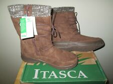 Itasca Deidre 3M Scotchguard Protection  Women's Winter Boots Brown Size 9