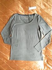 Esprit Baby Boys Stretchiges Baumwoll-longsleeve Medium Granit