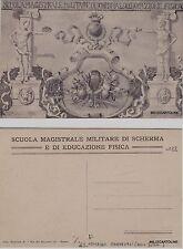 # SCUOLA MAGISTRALE MILITARE DI SCHERMA e EDUCAZIONE FISICA DIS. A. CARNEVALI