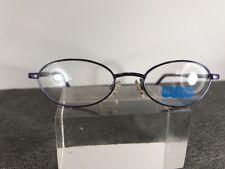 Fischer Price Eyeglasses 44-15-125 Purple Mary Jane B469
