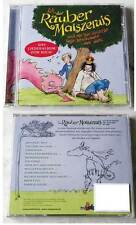 ICH, DER RÄUBER MAISZERAIS Das Liederalbum zum Buch .. CD OVP/NEU