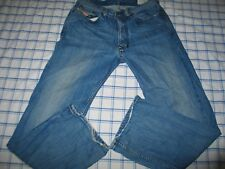 Diesel QURATT Men's Jeans Boot Cut From Italy size 30x30 Vintage