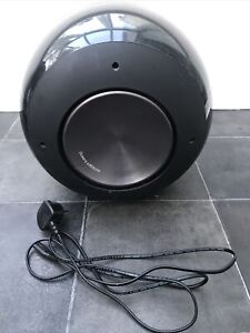 B&W PV1 500W Active Subwoofer Floor Standing Bass Unit Bowers and Wilkins