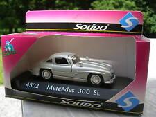 SOLIDO 1/43 METAL MERCEDES BENZ 300 SL   4502!!!!