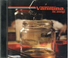 VANILLINA MR. ORANGE CD 2001 ROCK ITALY