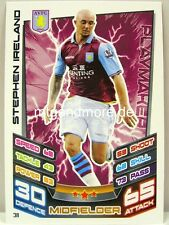 Match coronó 2012/13 Premier League - #031 stephen ireland-aston villa