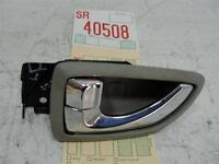 2004-2006 KIA AMANTI LEFT DRIVER FRONT OR REAR INTERIOR INNER DOOR HANDLE GRAY