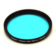 Kolari Vision 58mm Kolari Vision Color Correcting Hot Mirror Filter (UV/IR cut)