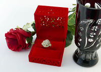 Ring Gelb-Gold 585 brilliant-cut diamonds Brillant Brillanten 1,25 Karat ct 54