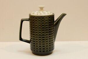 Vintage Retro Myott Coffee Pot - Tharaud Design - Mid Century - England - GVC
