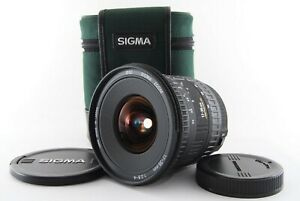SIGMA EX 17-35mm f2.8-4 HSM Aspherical AF Lens for Canon JAPAN [Exc #203A