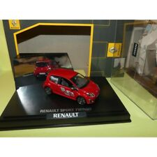 RENAULT TWINGO RS II Phase 2 LHD Rouge Vif NOREV 1:43