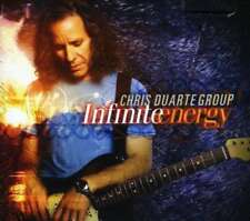 Chris Duarte Group - Infinite Energy NEW CD