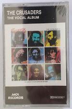 The Crusaders...The Vocal Album........Sealed Cassette Album