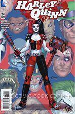 DC Comics 2013 New 52 HARLEY QUINN #24 Cover A 1st Print Near Mint Suicide Squad