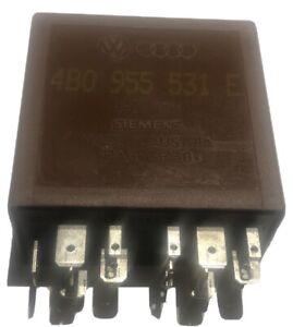 INTERMITTENT WIPER RELAY 4B0955531E AUDI S4 A4 A6 A8 VOLKSWAGEN GOLF JETTA