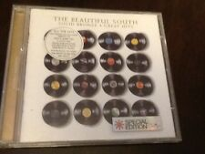 THE BEAUTIFUL SOUTH - SOLID BRONZE - GREATEST HITS CD - PERFECT 10 / ROTTERDAM +