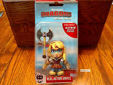 Httyd Dragons Wave 1 Action The Loyal Subjects Vinyl Astrid Racing Stripes 1/12